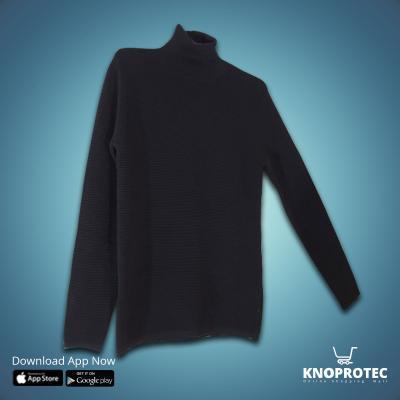 Men's Hi Neck Sweater